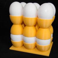 bandeja de huevos diseño slt