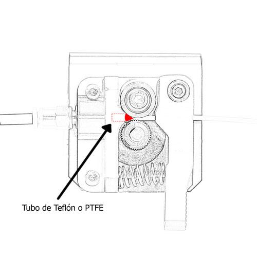imprimir filamento flexible