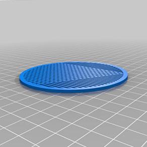 Posavaso impresora 3d