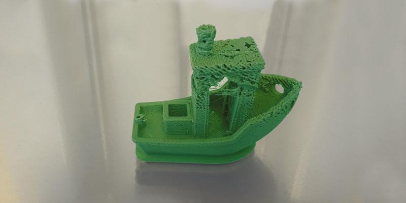impresion 3d filamento flexible